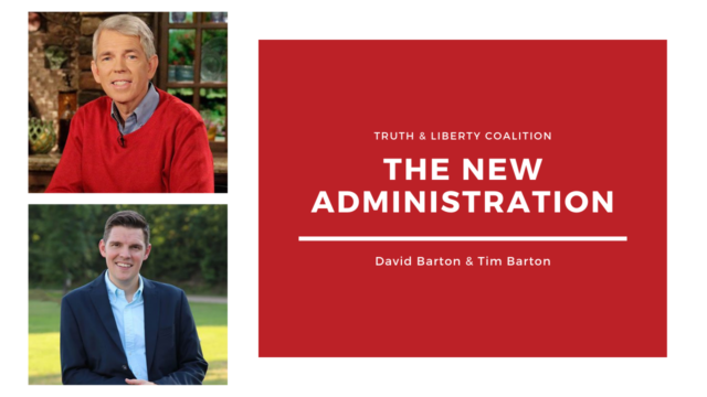 David and Tim Barton Discuss the New Administration