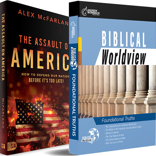 Andrew Wommack Ministries, Charis Bible College, AWMI, Biblical Worldview Foundational Truths