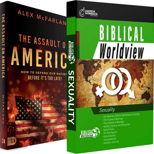 Andrew Wommack Ministries, Charis Bible College, AWMI, Biblical Worldview Sexuality